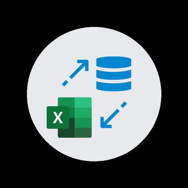 Duomenų importavimas ir eksportavimas