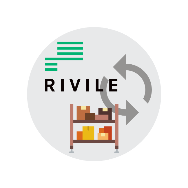 Synchronization of goods balances with Rivile