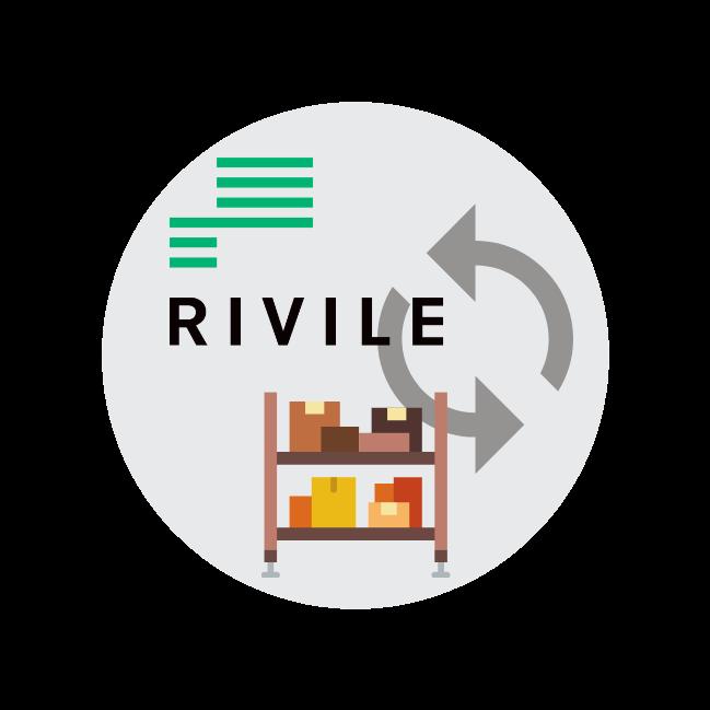 Prekių likučių sinchronizacija su Rivile