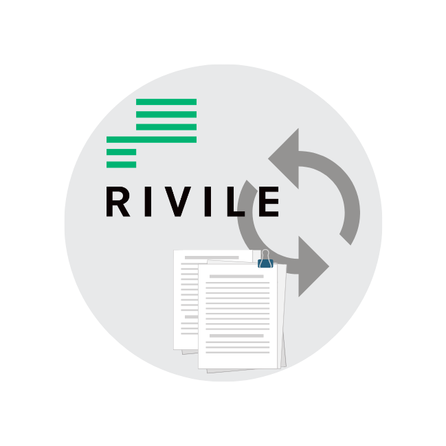 Transfer of sales and purchase documents to Rivile