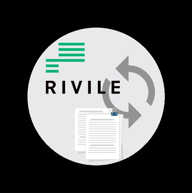 Pardavimų ir pirkimų dokumentų perdavimas į Rivilę