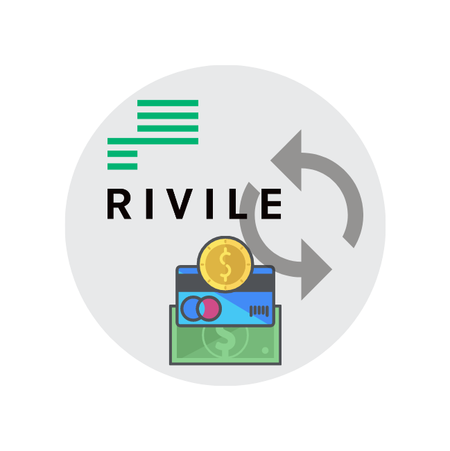 Automatic transfer of payments from Rivile to CRM