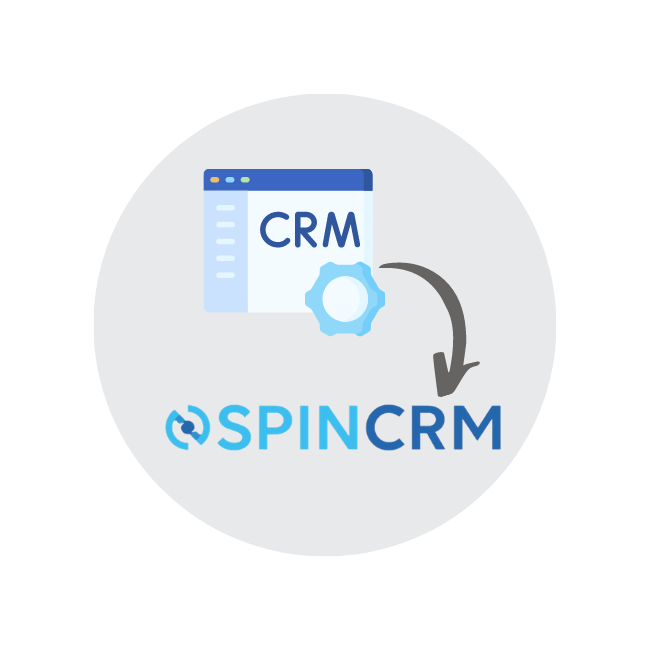 Duomenų migracija iš kitų CRM
